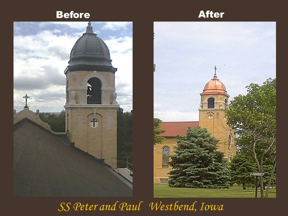 SS Peter and Paul - Westbend, Iowa
